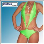 Lady Mankini Swimsuit